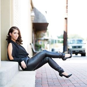 "Pants - ""Rough Rider Tested, Mother Approved"" Leather Pant"